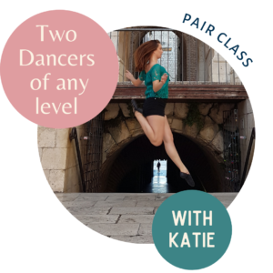 Two Dancer Class with Katie
